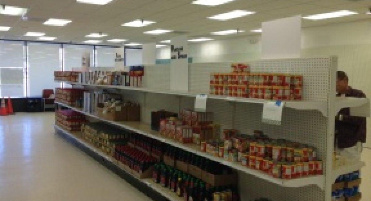 food aisle